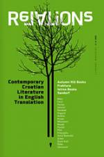 Contemporary Croatian Literature in English Translation