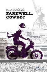 Farewell, Cowboy garners main review in Irish Times